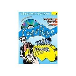 Coup de Pouce Debutant guitare electrique Vol.1