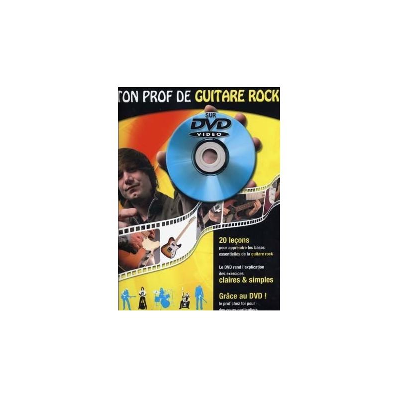 Ton prof de guitare Rock Ed Coup de Pouce Melody music caen