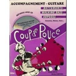 Coup de pouce Accompagnement Guitare Denix Roux Ed Carisch
